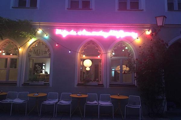 Milja Cafe Bar | Mühldorfer Musiknacht